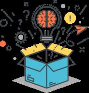 Colabora con ideas de emprendimiento de tusector. Apoya los emprendimientos con tuconocimiento sectorial y networking
