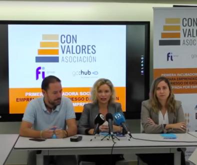arranca la primera edición de la incubadora inclusiva con valores