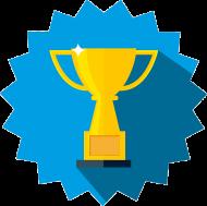 Entrega premios a los proyectos al final de cada edición
