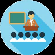 Si eres especialista en una materia concreta, conviértete en profesor voluntario